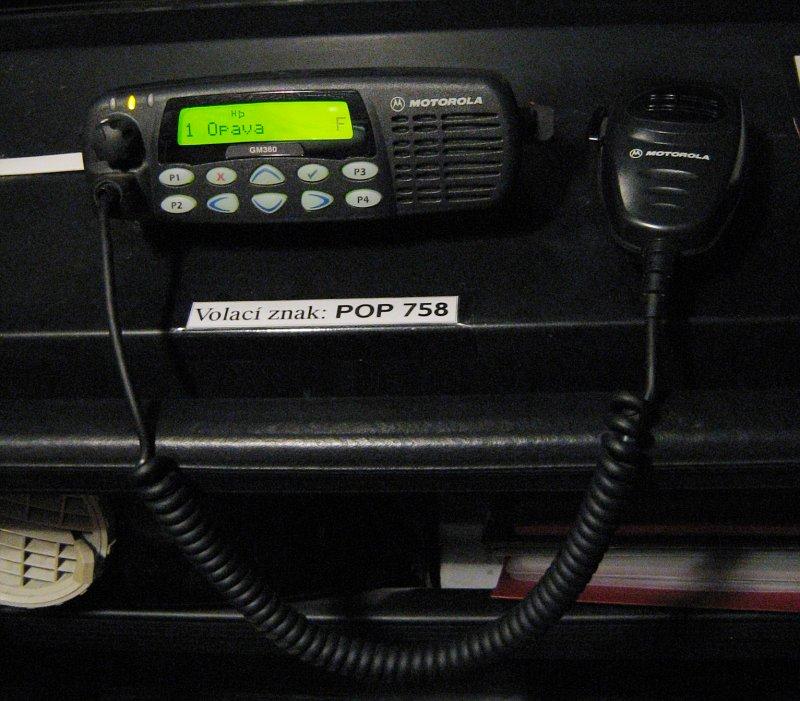 на Motorola GM - 360 LB.